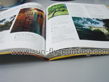 Soft case bound book printing